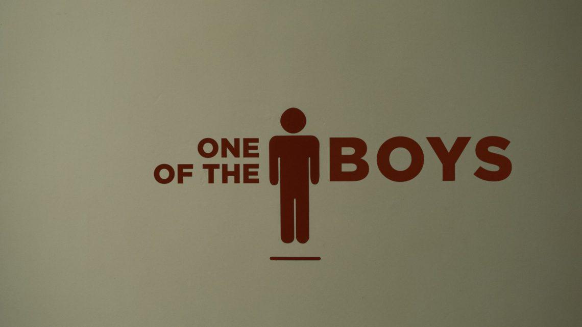 oneoftheboys